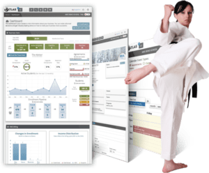 martial arts software student management